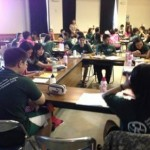 仮説実験授業の授業書「地球」を沖縄県の国際交流事業で授業しました|テーマは「地球環境とエネルギー」