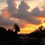 センス・オブ・ワンダー 雲編②「夕焼け雲」  たのしい教育研究所の日々