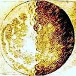発見 ガリレオがスケッチした月に半月よりもっと膨らんだ月は無い! なぜ?(1) 自由研究