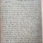 リンカーンの手紙