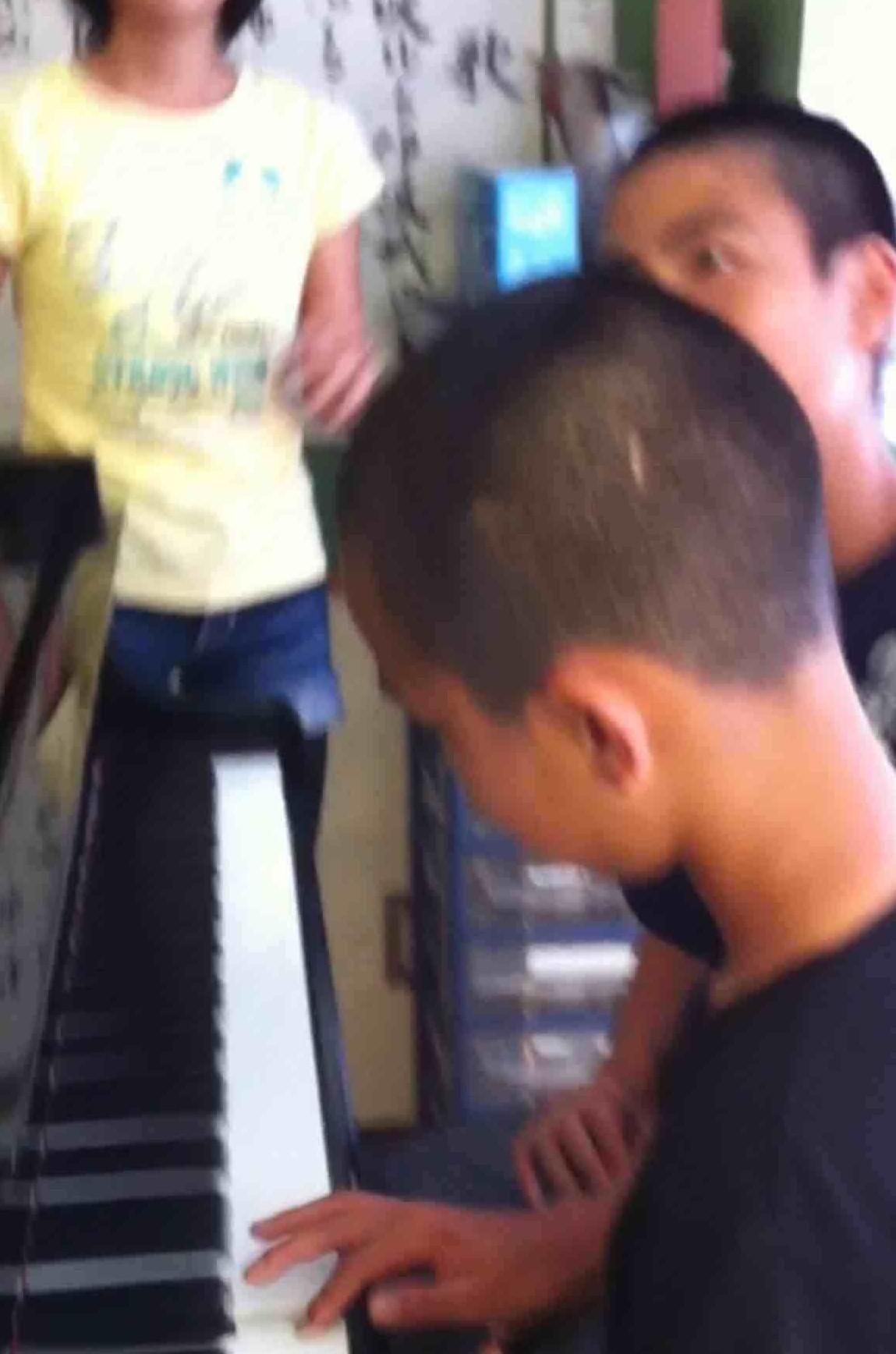 ピアノ指導2012