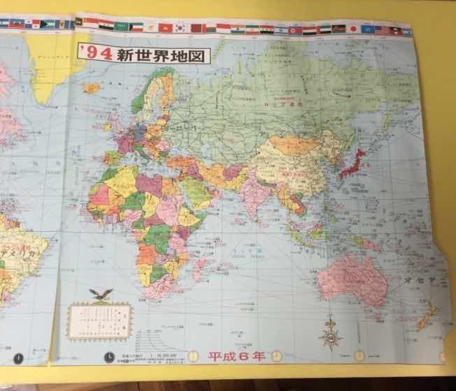 たのしい地図教材3