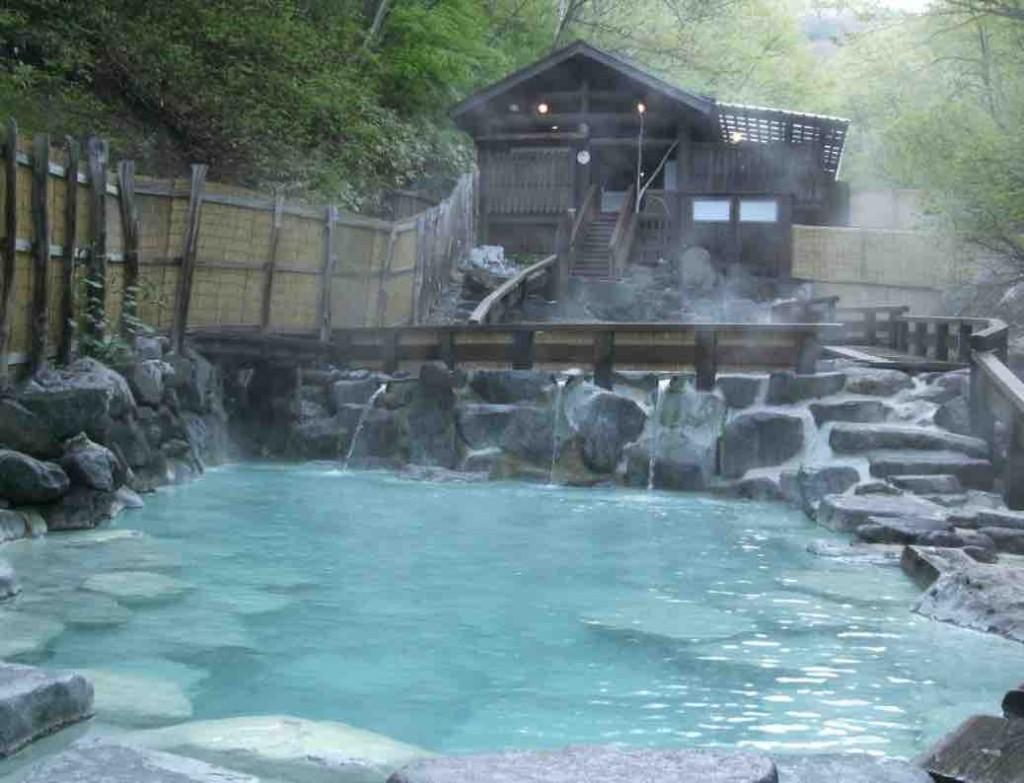 たのしい温泉