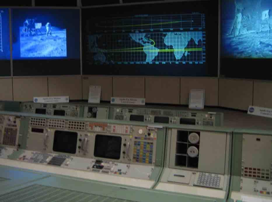 NASAミッションコントロール