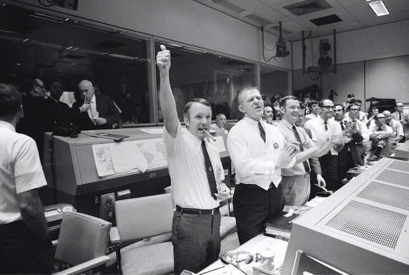 アポロ13-管制室