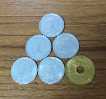 たのしい一円玉クイズ