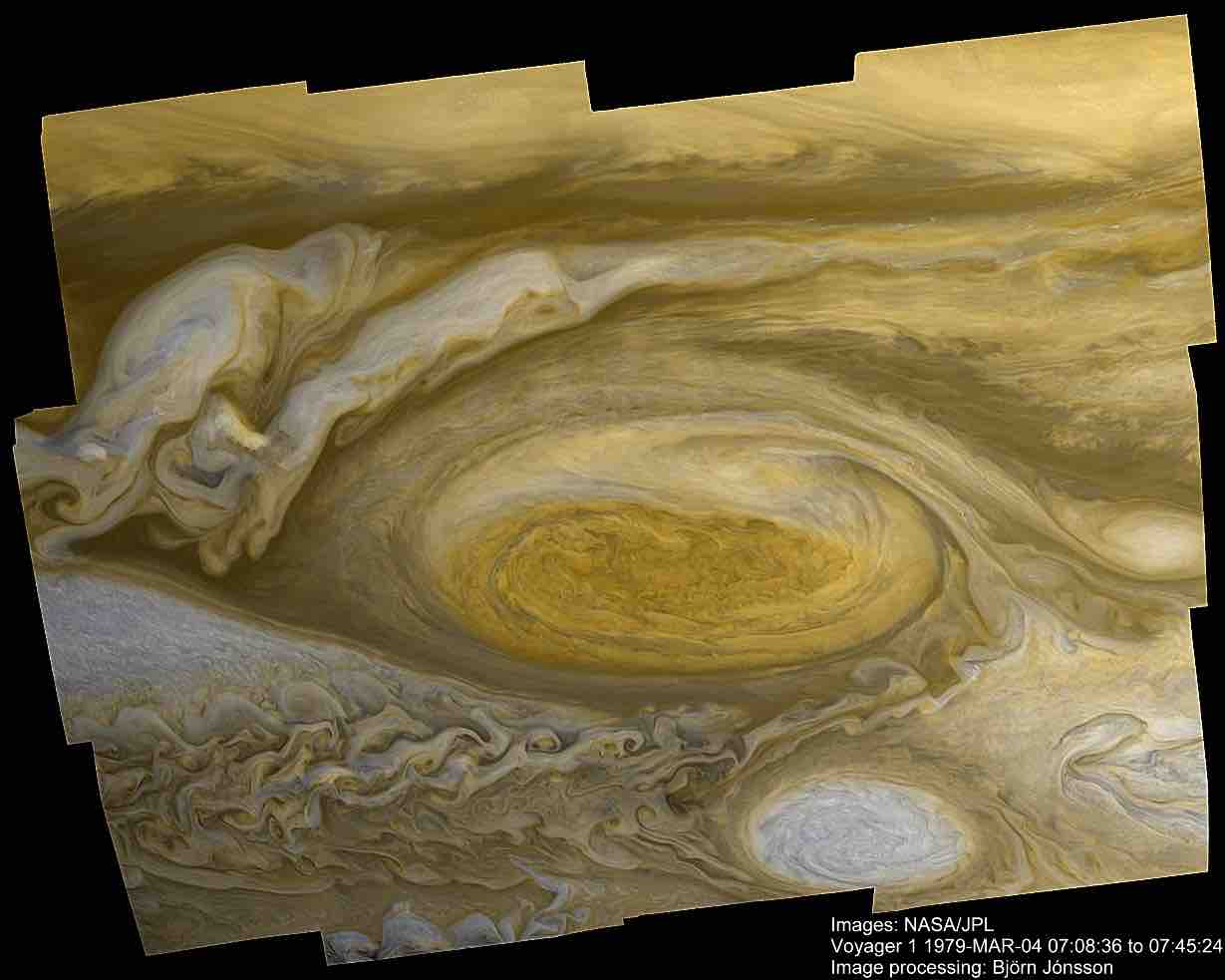 自由研究 木星 ボイジャー 3