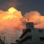 雲を眺めよう