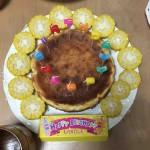 ひまわりケーキ=たのしい教育研究所オリジナル
