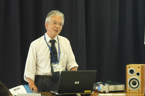 遠藤純夫(えんどうすみお)先生
