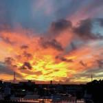 自由研究 たのしい雲の観察 宇宙を思わせる輝き