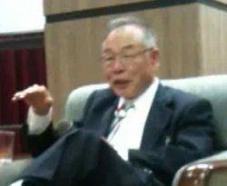 元 仮説実験授業研究会会長 板倉聖宣