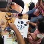 採用試験の合格と三歳Kちゃんのたのしいお絵かき/たのしい教育を目指す先生たち
