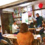たのしい教育Cafe2月例会 盛り上がる!