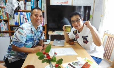 琉球放送 上村さんとたのしき熱き会話