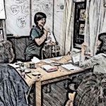 贅沢〈たのしい教育Cafe ♪ 6月〉読み語り、仮説実験授業、たのしい授業プラン、たのしいゲーム、自由研究でいっぱいもりあがる!