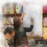 かず先生のたのしい絵画指導-2
