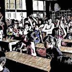 たのしい教育教育所の忙しさはたのしさの拡がり