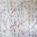 たのしい教育実践編⇨書くことをたのしむ作文入門(題材2点)