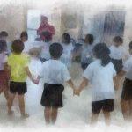 学校帰りに立ち寄って、みんなでたのしく仲良く賢くなってしまおう!/放課後の出前児童館
