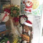 クリスマスの彩り 研究所のウェルカム・スペース