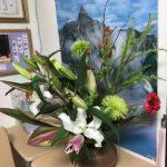 花をたのしむ① たくさんの花が届きました!