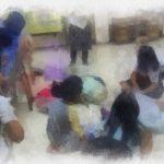 たのしい出前授業(放課後教室)大人気  スライム時計・読み語り・ゲーム