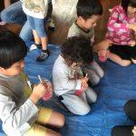 たのしい放課後居場所づくり/沖縄市出前児童館の様子
