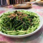 沖縄初〈のらぼう菜〉を味わう